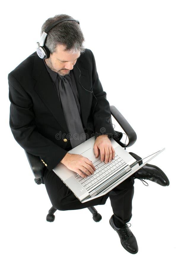 Oficinista foto de archivo libre de regalías