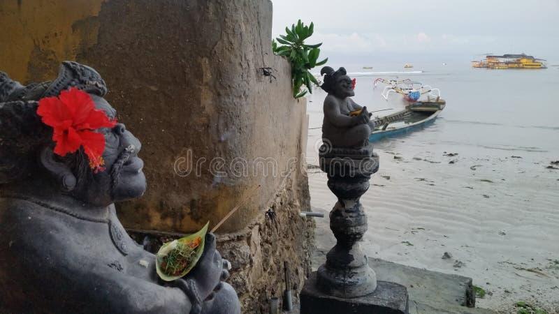 Ofrecimiento en Bali fotos de archivo
