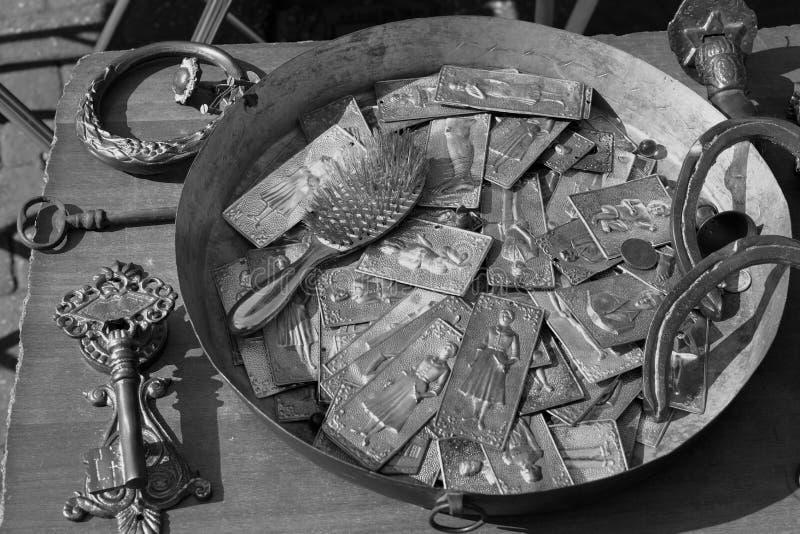 Ofrendas votivas de Tamata fotografía de archivo libre de regalías
