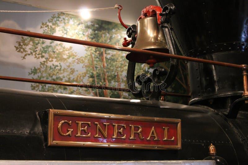 Ogólna lokomotywa fotografia royalty free