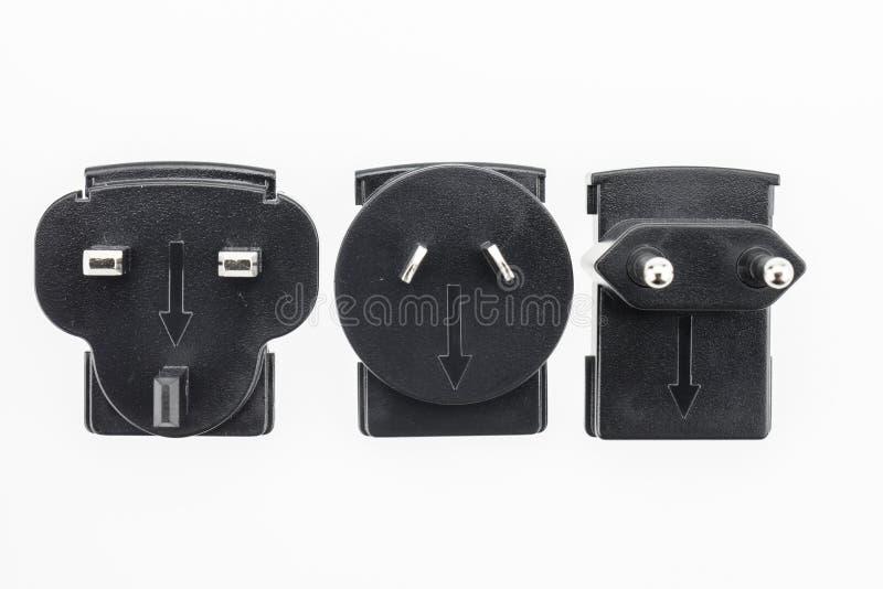 Ogólnoludzki adaptor zdjęcie stock