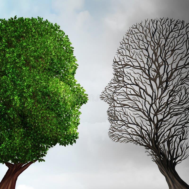 Ogólnospołeczna ekologia ilustracja wektor