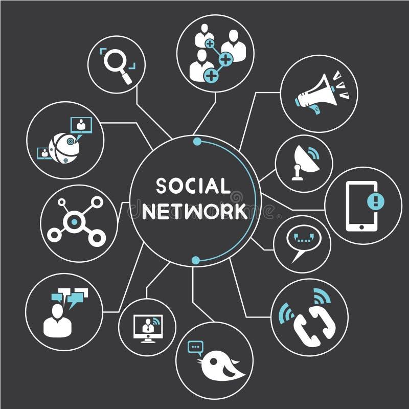 Ogólnospołeczna medialna sieć ilustracji