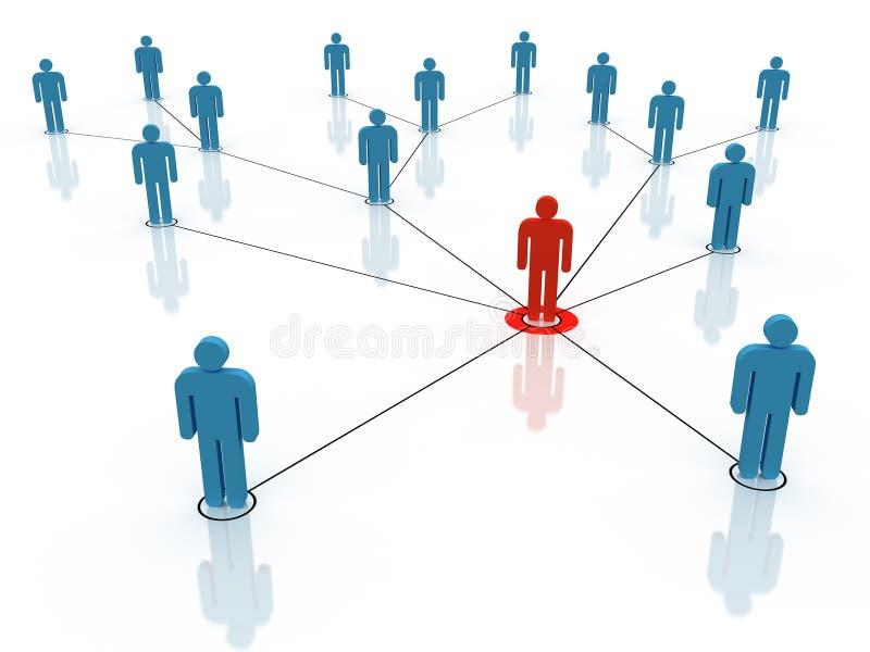 Ogólnospołeczna sieć ilustracji