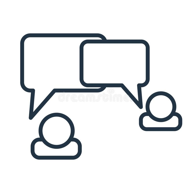 Ogólnospołeczny medialny ikona wektor odizolowywający na białym tle, Ogólnospołeczni środki podpisuje ilustracja wektor