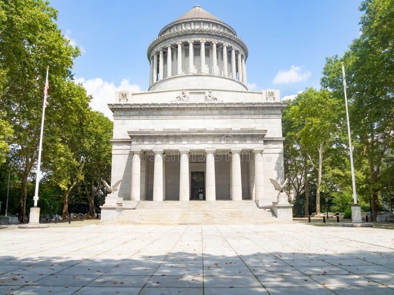 Ogólny Grant Krajowy pomnik w Nowy Jork zdjęcia stock