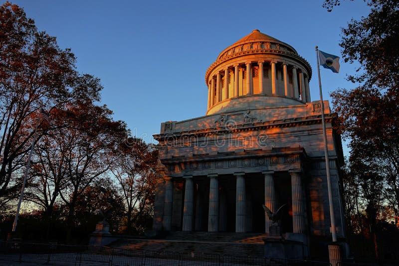 Ogólny Grant Nowy Jork Cit Krajowy Pamiątkowy usa zdjęcie royalty free