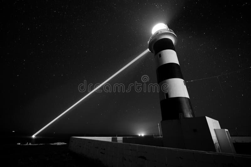 Oga Lighthouse - the 2nd stock photos