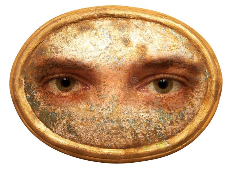 ogen royalty-vrije stock afbeeldingen