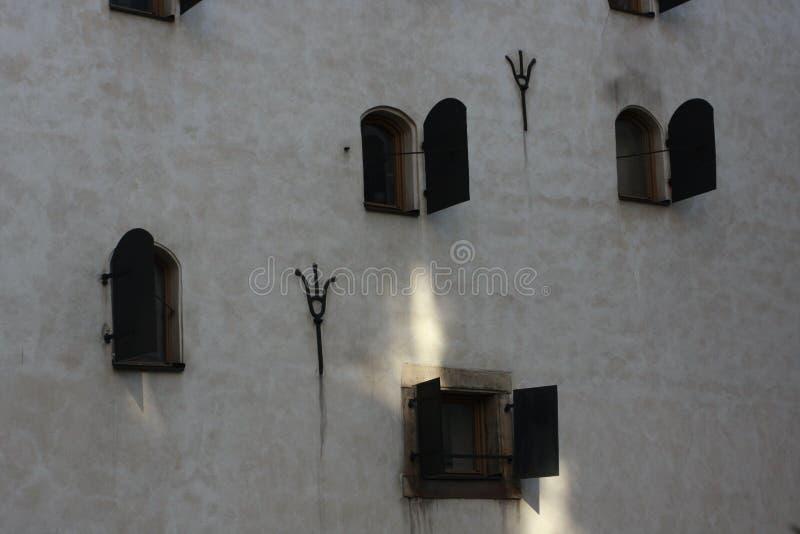 Ogen van het huis stock afbeeldingen