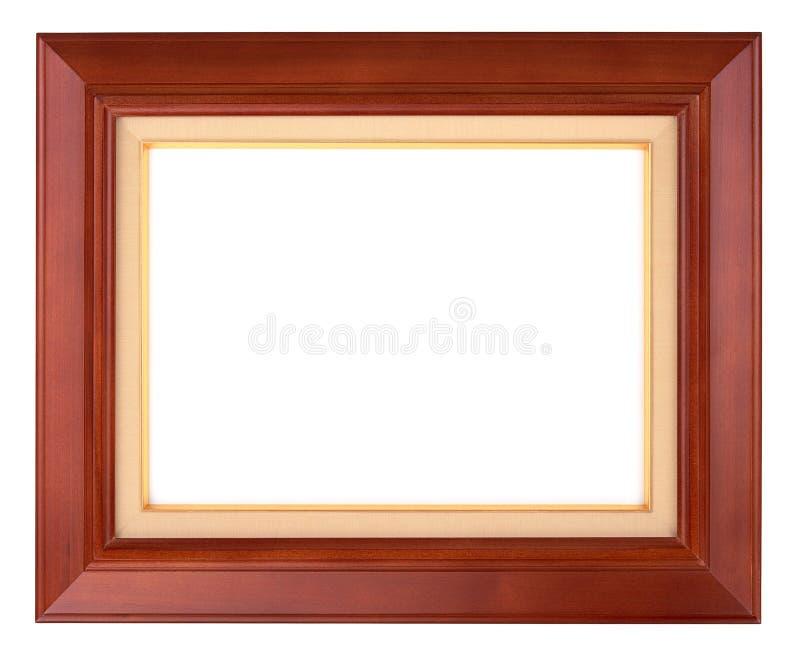 Oggetto d'antiquariato Frame-2 fotografia stock