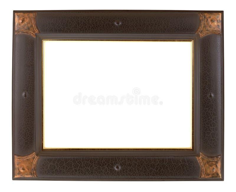 Oggetto d'antiquariato Frame-4 fotografia stock libera da diritti