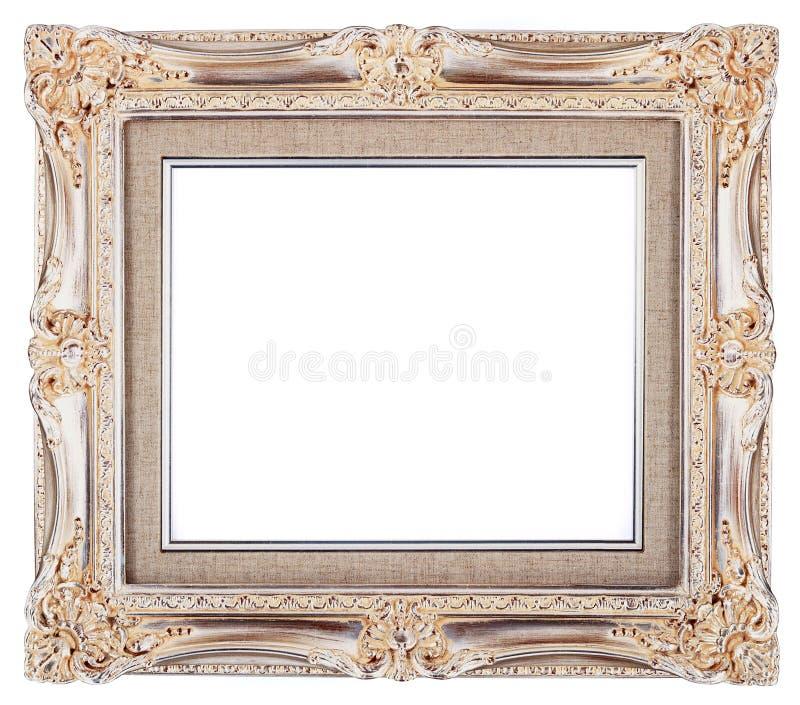 Oggetto d'antiquariato Frame-42 immagini stock libere da diritti