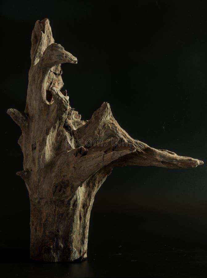 Oggetto di legno fotografie stock libere da diritti