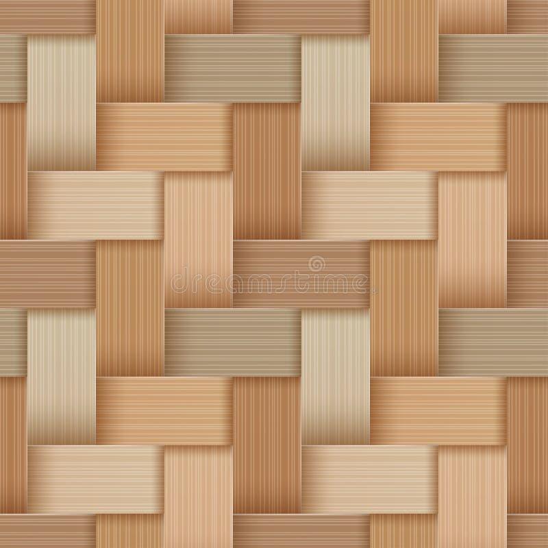 Oggetto di vimini di Birchbark immagine stock