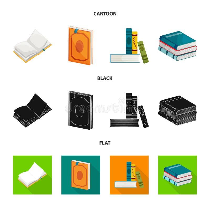 Oggetto isolato del logo della copertura e di addestramento r illustrazione di stock