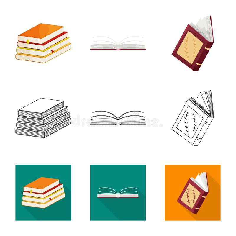 Oggetto isolato del logo della copertura e di addestramento r royalty illustrazione gratis