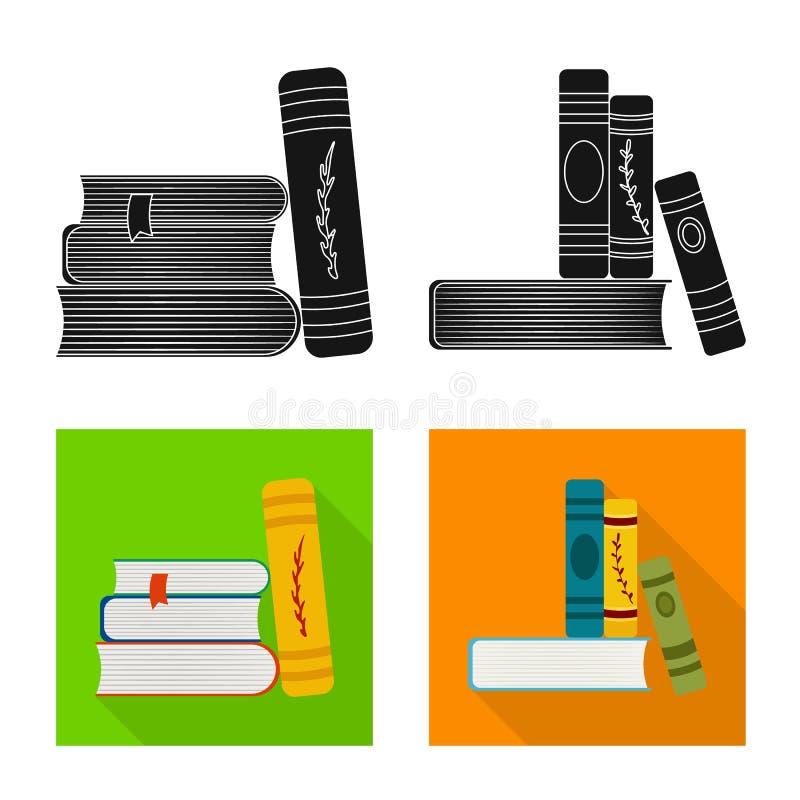 Oggetto isolato del segno della copertura e di addestramento Raccolta di addestramento e dell'illustrazione di vettore delle azio royalty illustrazione gratis
