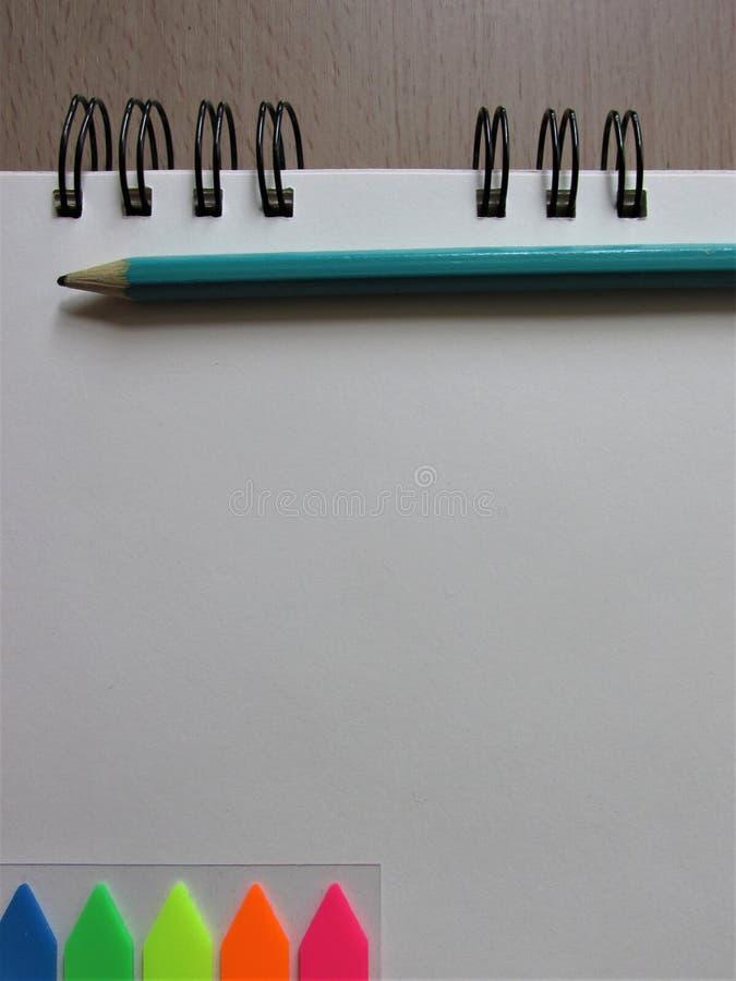 Oggi scopo celebre con la penna immagine stock