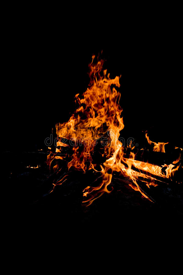 ogień zdjęcia royalty free
