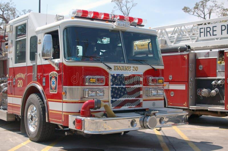 ogień grill patriotyzm silnika zdjęcia stock