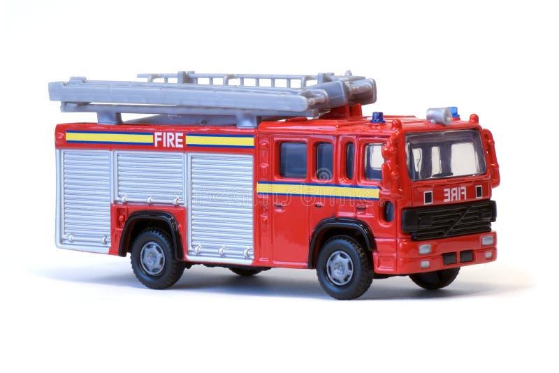 ogień silnika London zabawka obraz stock