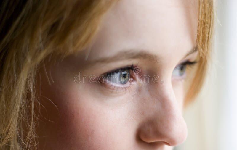 oglądać oczu. zdjęcia stock