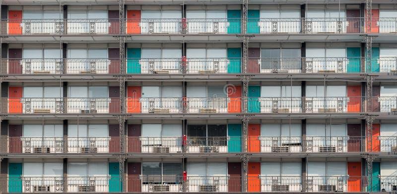 Oglethorpe-Haus lizenzfreie stockfotografie
