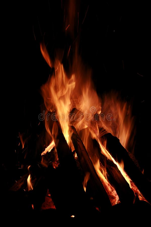 ognisko TARGET629_0_ ampuła fotografia royalty free