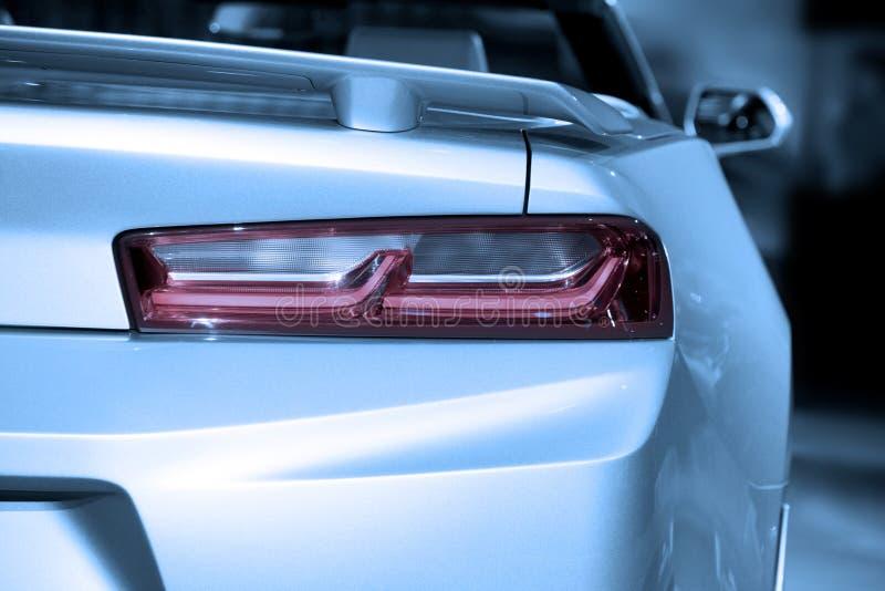 Ogon lampa sporta samochód zdjęcia royalty free