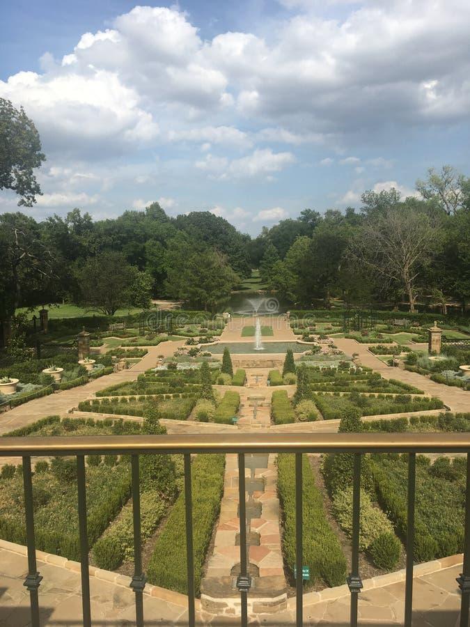ogród botaniczny obrazy royalty free