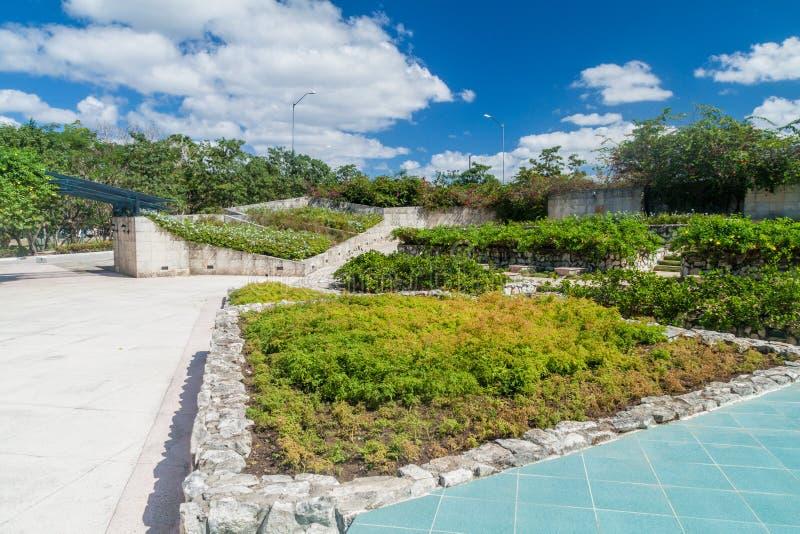 Ogród Che Guevara zabytek w Santa Clara, Cu zdjęcia stock
