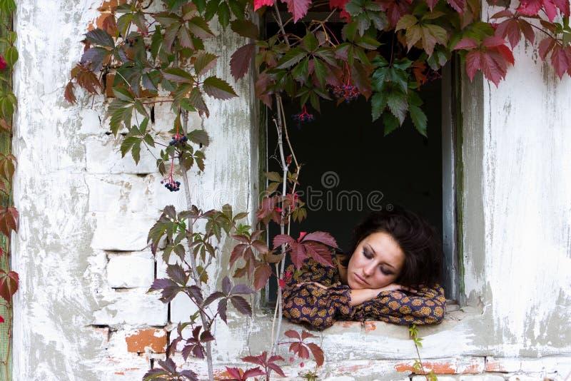 ogród jesieni obraz stock