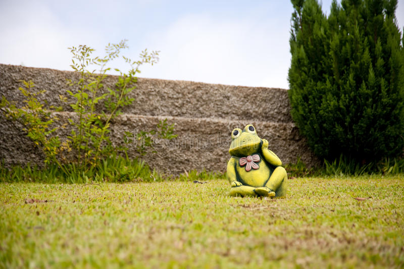 Ogród na Madeira obrazy royalty free