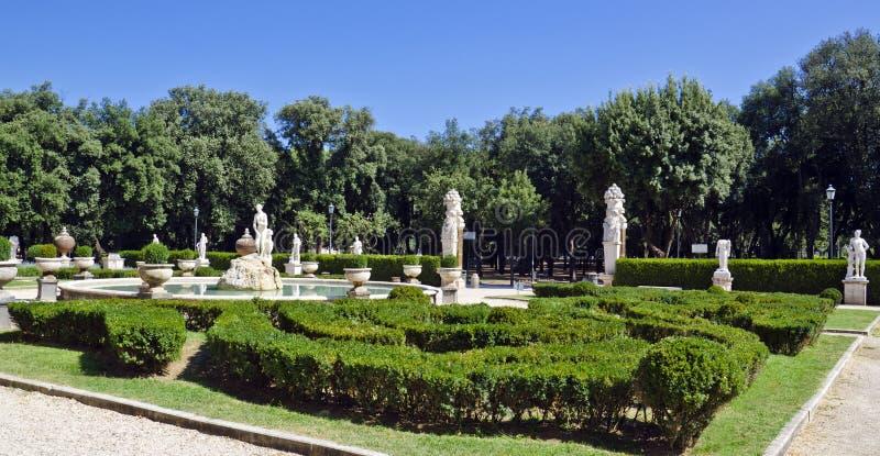 Ogród Wenus, willa Borghese obraz royalty free