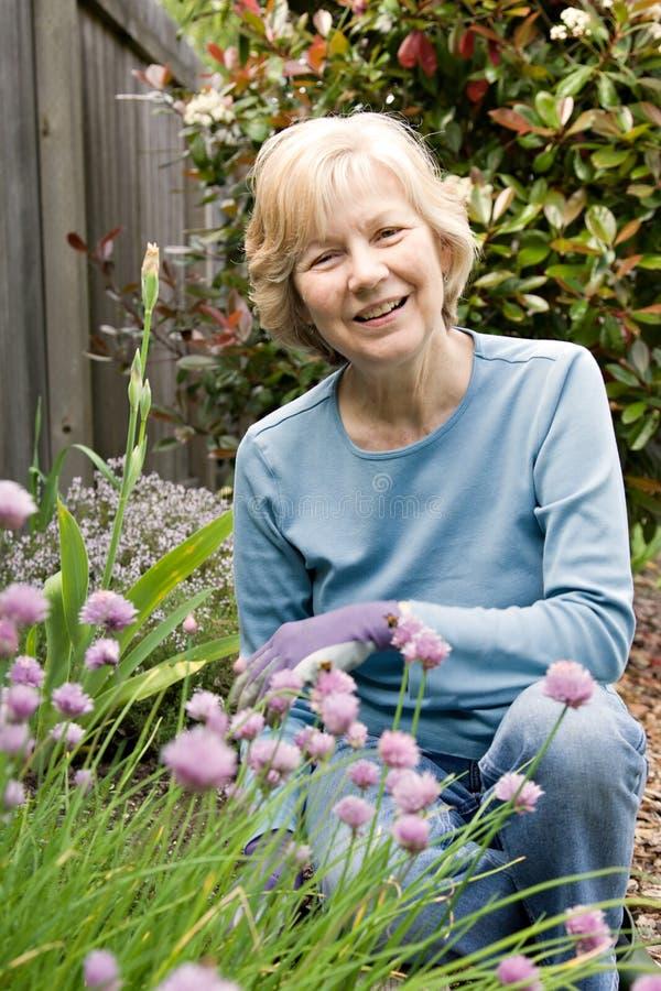 ogrodnictwo radość obrazy royalty free