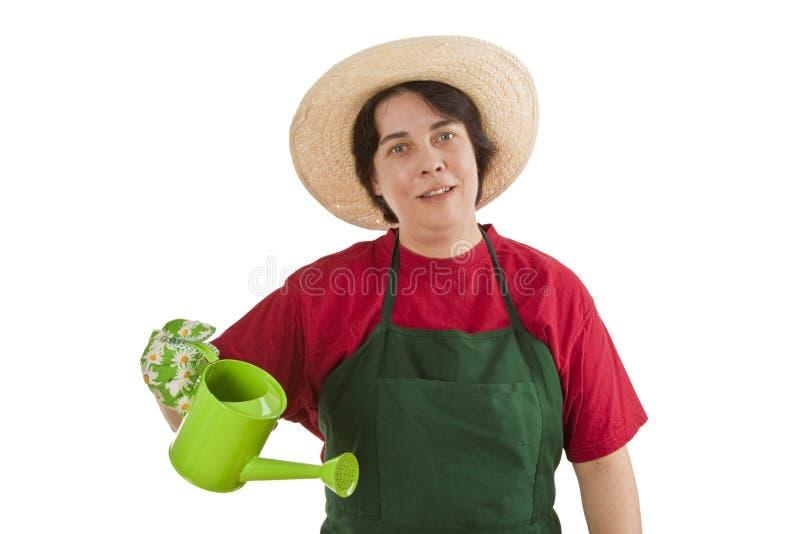 ogrodniczka zdjęcie stock