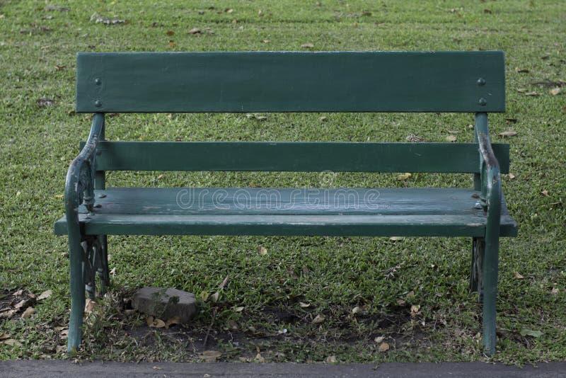 Ogrodowy krzesło obraz royalty free