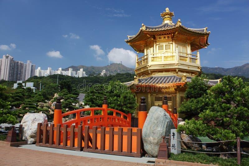 ogrodowy lian Nan fotografia royalty free