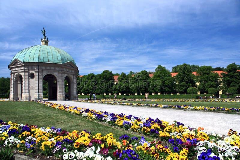 ogrodowy Munich zdjęcia stock