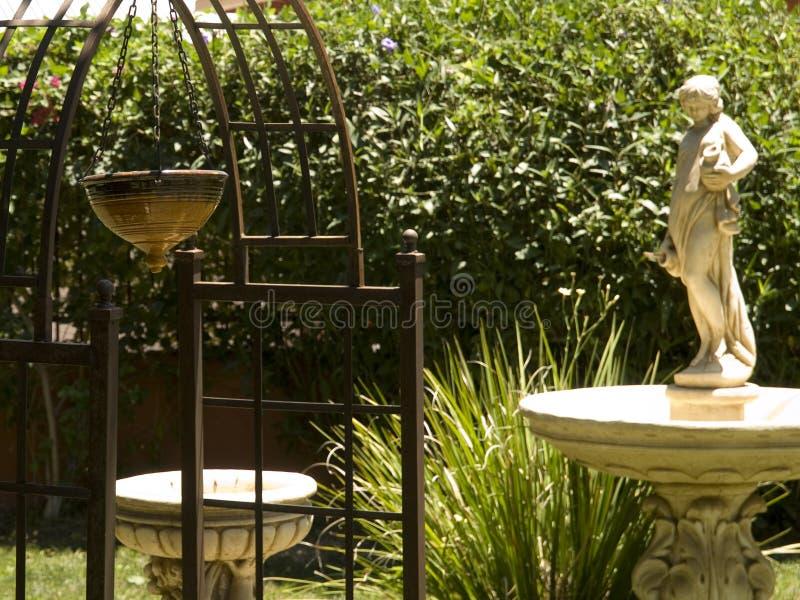ogrodowy nasłoneczniony fotografia stock