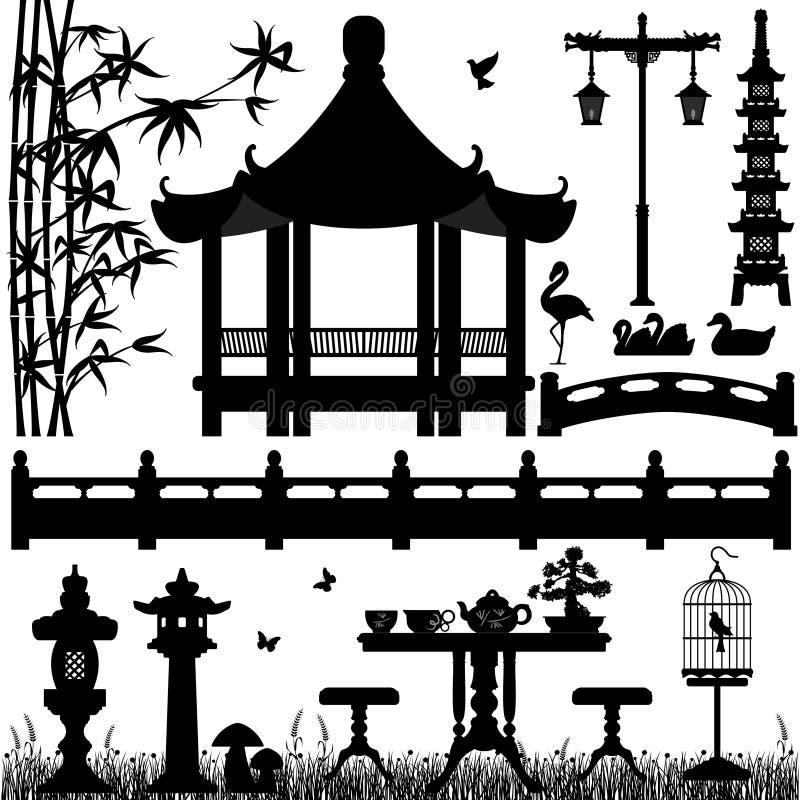 Download Ogrodowy Plenerowy Parkowy Rekreacyjny Ilustracja Wektor - Obraz: 19293048