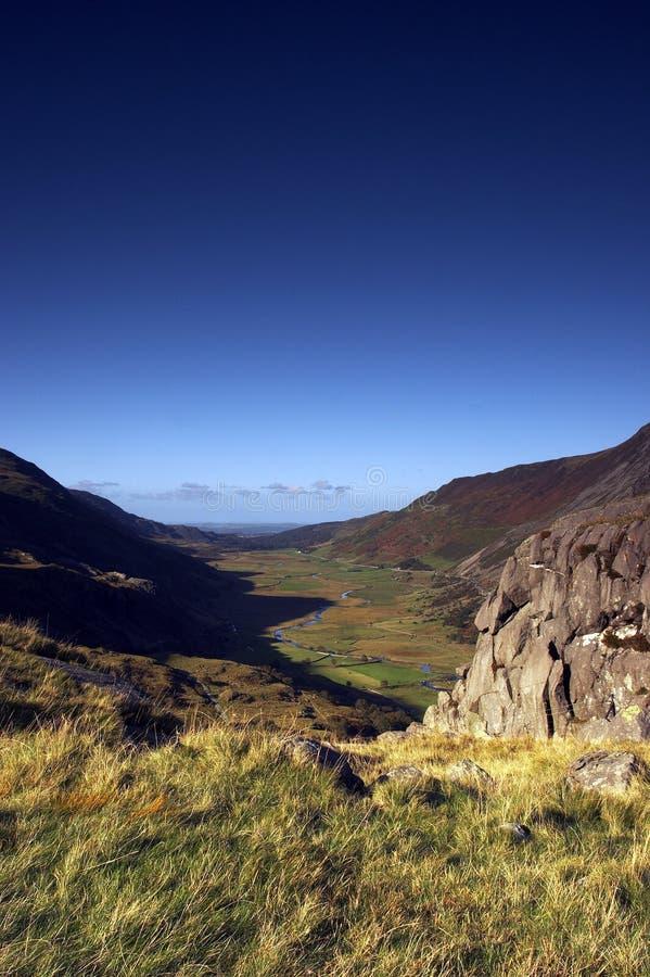 Download Ogwen Valley stock image. Image of ogwen, wales, scenery - 1536947