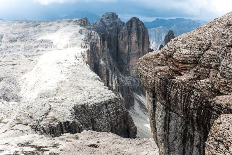 Oh Dolomit! lizenzfreies stockbild
