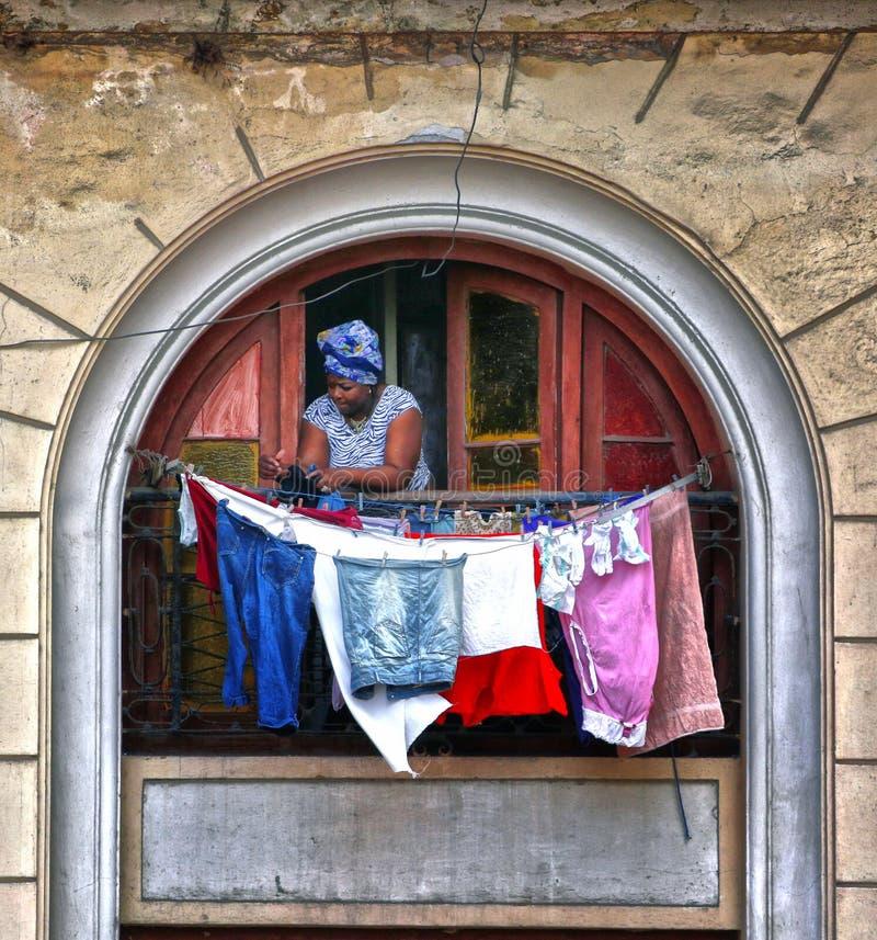 Oh, mein altes Havana lizenzfreie stockbilder