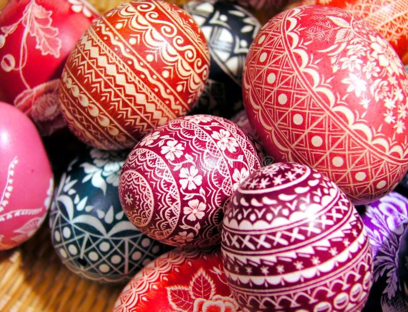 Oh, No., ovos de Easter outra vez? fotografia de stock royalty free