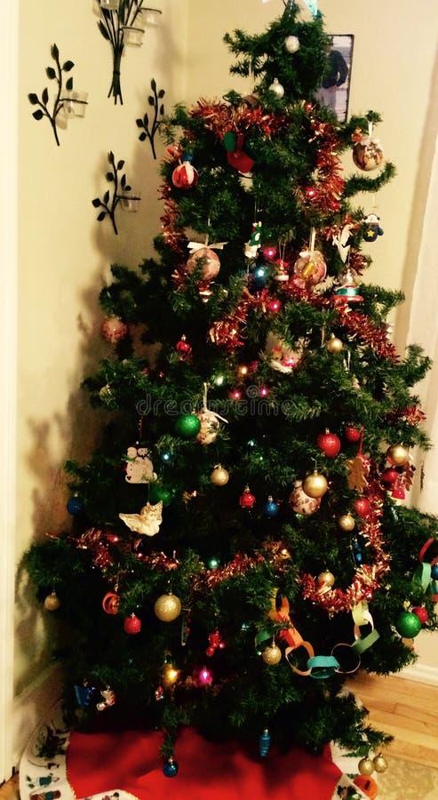 Oh Weihnachtsbaum! lizenzfreies stockfoto