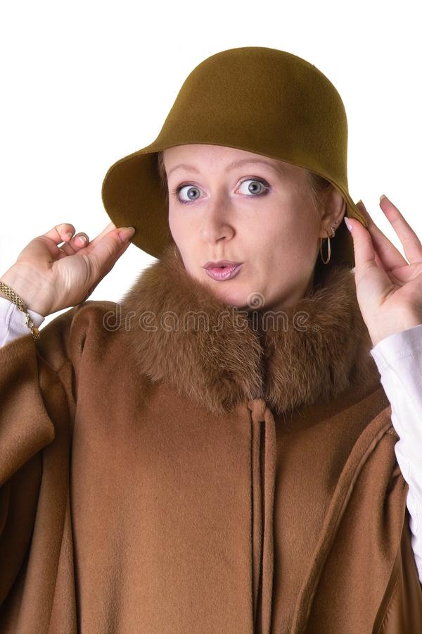 Oh, You Are Cute Stock Photo
