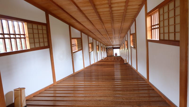 Ohashi Roka, Wakayama-Kasteel royalty-vrije stock foto