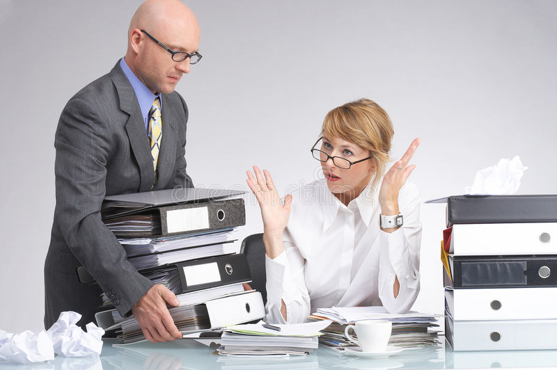 Download Ohhhh no!!! stock image. Image of organizer, overextended - 1411709